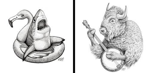 00-Ink-Drawings-Steve-Habersang-www-designstack-co