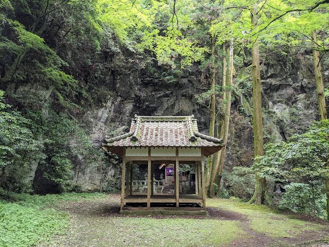 岩戸神社はパワースポット感が半端ない聖地でした!