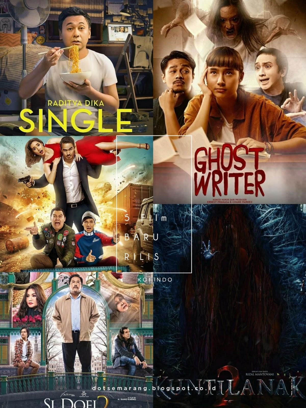 Ini 5 Film Indonesia yang Rilis di Bioskop Pada Saat Lebaran Tahun 2019