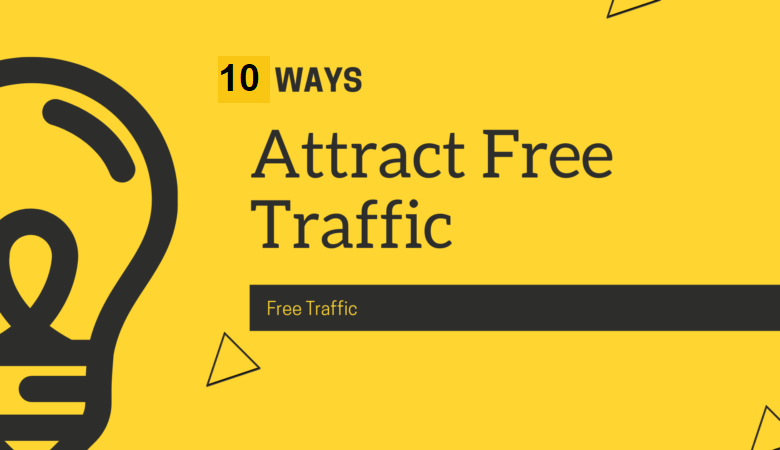Best 10 ways to increase website traffic 2020