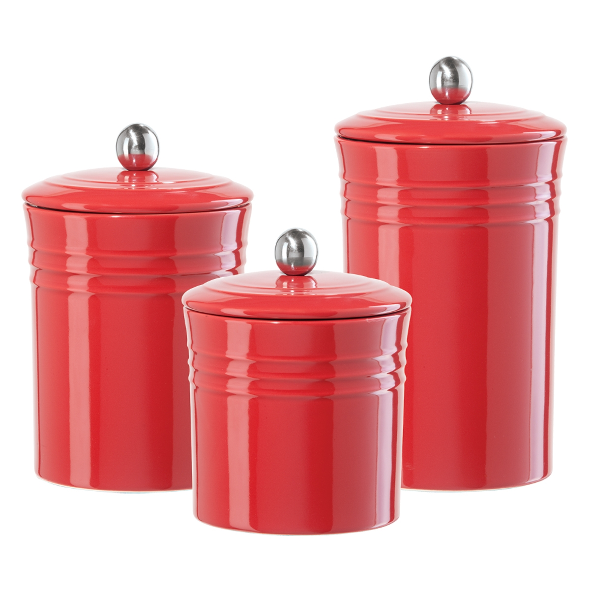 kitchen containers single bowl cast iron sink gift and home today storage canisters for the