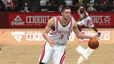 NBA 2K13 Omer Asik Cyberface Patch