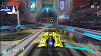 PSP-PPSSPP-Wipeout Pulse Gameplay Part1