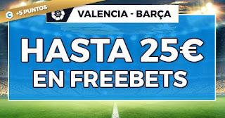 Paston promo Valencia vs Barcelona 2-5-2021