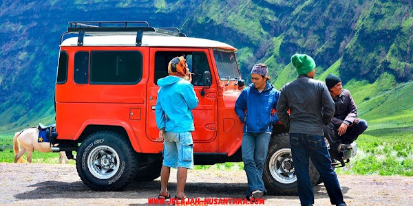 paket private trip bromo midnigth