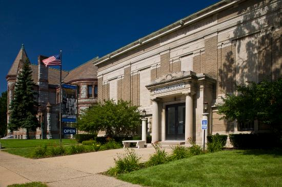 Muskegon Museum of Art (MMA) in Michigan