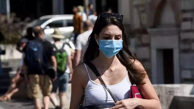 Oι 11 περιοχές που η χρήση μάσκας είναι υποχρεωτική και σε εξωτερικούς χώρους