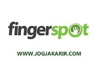 Lowongan Kerja Jogja Marketing Distribusi di Fingerspot