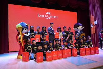 Kempen kembali ke sekolah Faber-Castell untuk pupuk kreativiti dan imaginasi kanak-kanak
