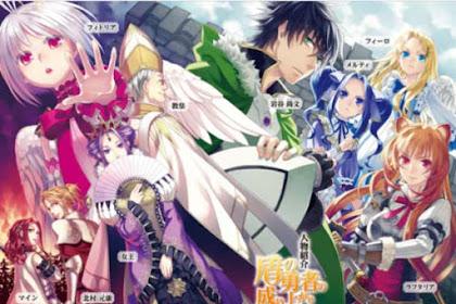10 Anime Mirip Tate no Yuusha no Nariagari Terbaik