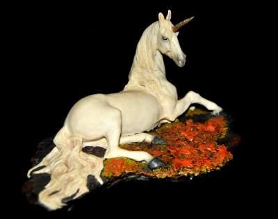7. Scotland's national animal: Unicorn