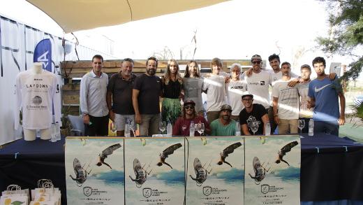 Oliva lanza la Spain Kiteboarding League en la 38 edición de Fitur