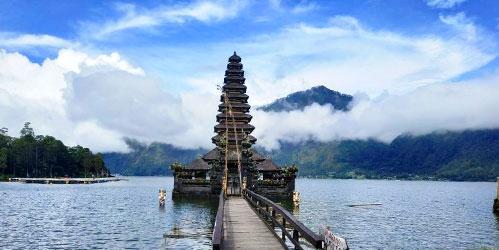 Danau Batur Dan Hotel The Ayu Kintamani Bali Rekomendasi Wisata