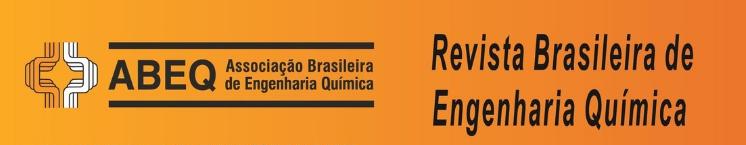 revista brasileira de engenharia quimica rebeq