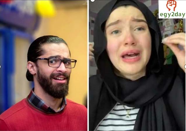 فيديو القبض علي هاني مصطفي احد مشاهير السوشيال ميديا
