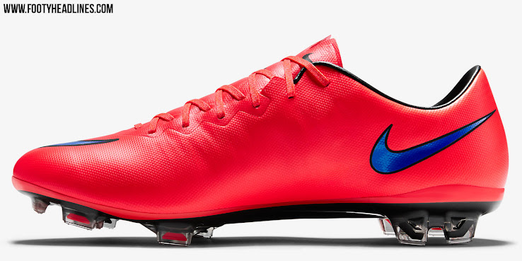e5c86c7fdb4 Red Nike Mercurial Vapor X Summer 2015 Boots Released - Footy Headlines