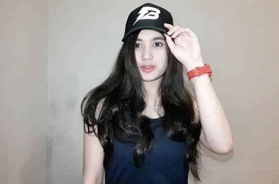 Foto: Silvia Nadya Ranty, Cewek Cantik Kekasih Daniel Darryan
