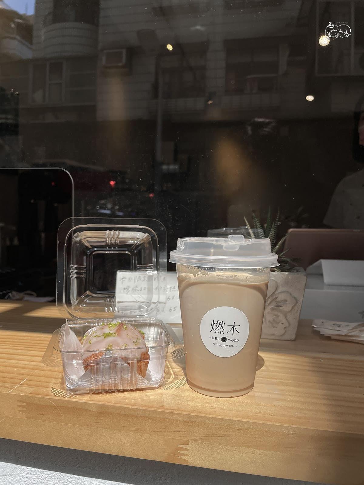 高雄美食 燃木咖啡 FUELWOOD COFFEE SPACE 職人烘焙咖啡 文青網美咖啡廳