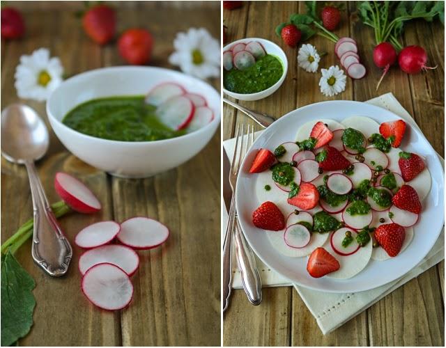 sia s soulfood foodblog erdbeer special mair ben erdbeer salat. Black Bedroom Furniture Sets. Home Design Ideas