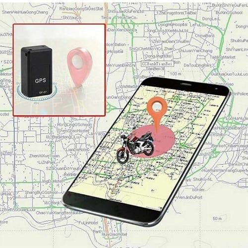 Review LAPUT Anti-Theft Magnetic Mini GPS Locator Tracker