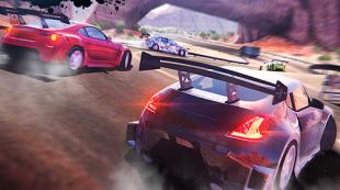 تحميل لعبة Unreal Drift Online لهواتف الاندرويد / ar4gamers.com