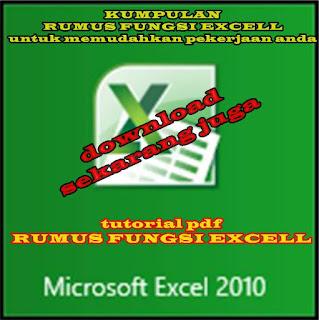Kumpulan Rumus (Formula) Ms Excel