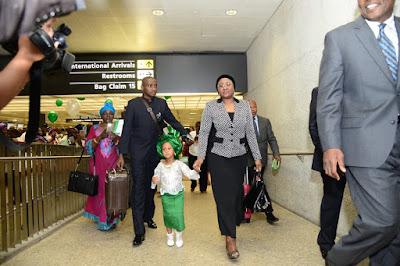 Aisha Buhari  Visits America3
