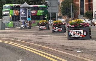 The Waste Team advertising in Leeds