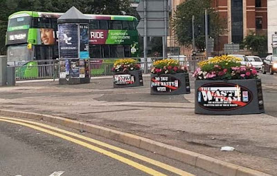 The Waste Team advertising in Leeds