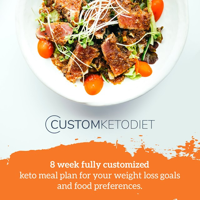 What Is 8 Week Custom Keto Diet Plan | Custom Keto Diet Reviews