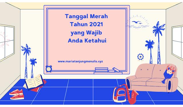 Tanggal Merah 2021