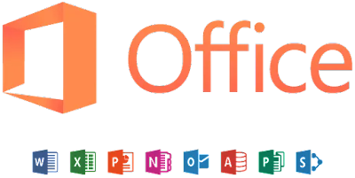 microsoft office family with all ms apps