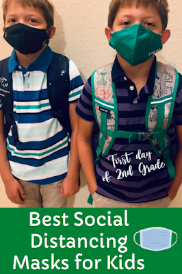 Best Social Distancing Masks For Children