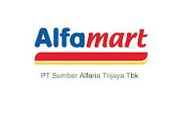 Loker (Alfamaret) PT Sumber Alfaria Trijaya Tbk 2020