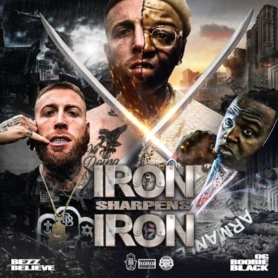 Og Boobie Black - Iron Sharpens Iron (2019) - Album Download, Itunes Cover, Official Cover, Album CD Cover Art, Tracklist, 320KBPS, Zip album