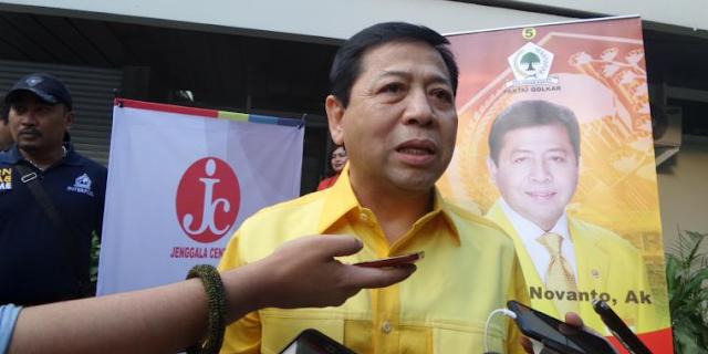 Setya Novanto Terpilih Sebagai Ketua Umum Dinilai Akan Membawa Partai Golkar Semakin Terpuruk