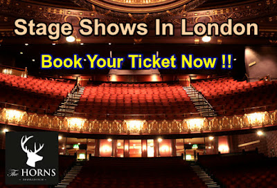 stage shows in London