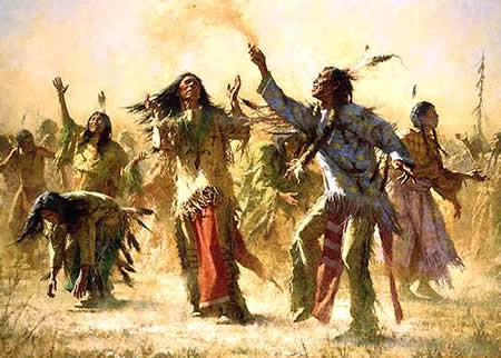 Ghost Dance Religion