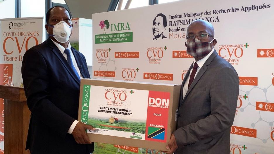 Madagascar defends coronavirus herbal remedy  #Arewapublisize