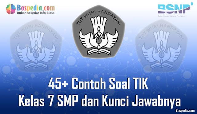 60+ Contoh Soal UKK IPS Kelas 7 SMP/MTs dan Kunci Jawabnya Terbaru