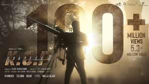 KGF Chapter 2 Movie Download in Isaimini