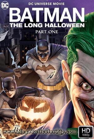 Batman: El Largo Halloween, Parte 1 [1080p] [Latino-Ingles] [MEGA]