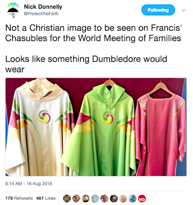 bad vestments