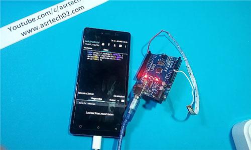 برمجة الاردوينو عن طريق الهاتف بكل سهولة