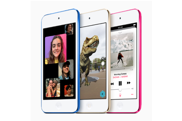APPLE intros new iPod touch (2019) with 4-inch Retina display, A10 Fusion chip, 256GB storage and AR support