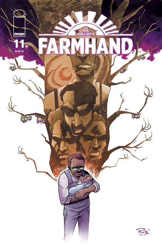 FARMHAND - New Story Arc Starting in Issue 11
