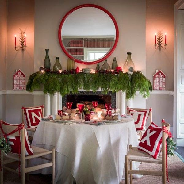 Dining Room Centerpieces: Design In Colours. Colorful Ideas For Interior Design And