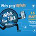 Convoca Organización Mundial de la Salud a su tercera caminata virtual
