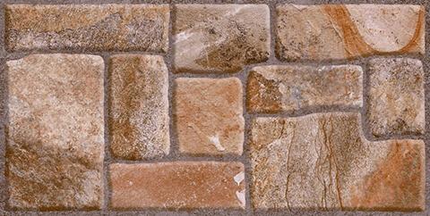 سيراميك حوائط  ريماس حجري بارز بني فاتح 25×50