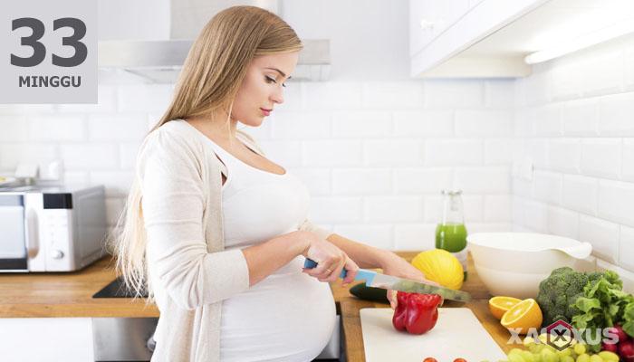 10 Fakta Kehamilan dan Janin Usia 33 Minggu Yang Harus Diketahui Oleh Ibu Hamil